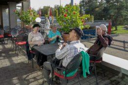 Rentierwanderung 8/2017  Wettinger Stausee 28