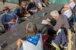 Rentierwanderung 8/2017  Wettinger Stausee 29