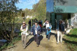 Rentierwanderung 8/2017  Wettinger Stausee 4