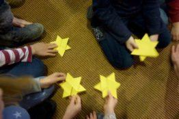 """Kinderliturgie zum Thema """"Stern"""" 14"""