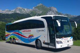 Ausflugsbus Bezirk Baden