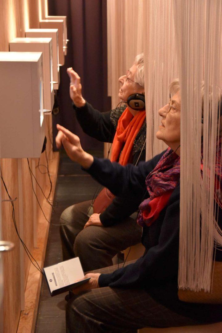 """Besuch der Ausstellung """"Heimat"""" im Stapferhaus 2"""