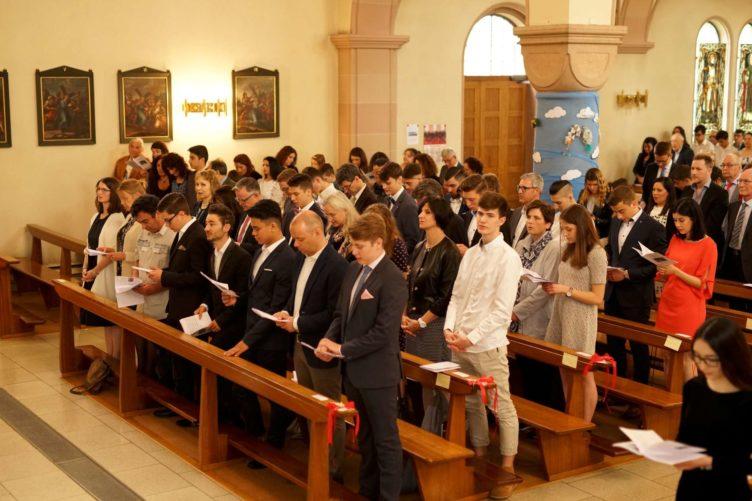 Rückblick Firmung  St. Sebastian am 6. Mai