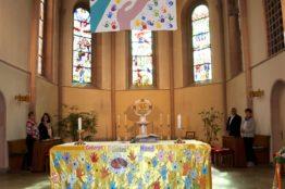 Rückblick Erstkommunion 2018 - Pfarrei St.Sebastian 9