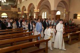 Rückblick Erstkommunion 2018 - Pfarrei St.Sebastian 10