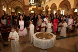 Rückblick Erstkommunion 2018 - Pfarrei St.Sebastian 11