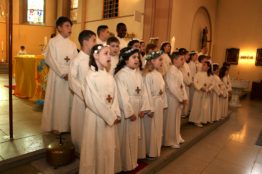 Rückblick Erstkommunion 2018 - Pfarrei St.Sebastian 13