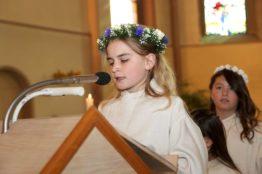 Rückblick Erstkommunion 2018 - Pfarrei St.Sebastian 14
