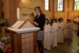 Rückblick Erstkommunion 2018 - Pfarrei St.Sebastian 15
