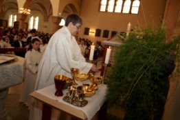 Rückblick Erstkommunion 2018 - Pfarrei St.Sebastian 16