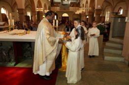 Rückblick Erstkommunion 2018 - Pfarrei St.Sebastian 17