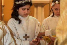 Rückblick Erstkommunion 2018 - Pfarrei St.Sebastian 19