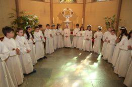 Rückblick Erstkommunion 2018 - Pfarrei St.Sebastian 21