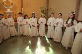 Rückblick Erstkommunion 2018 - Pfarrei St.Sebastian 22
