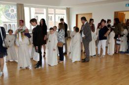 Rückblick Erstkommunion 2018 - Pfarrei St.Sebastian