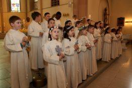 Rückblick Erstkommunion 2018 - Pfarrei St.Sebastian 26