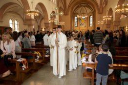 Rückblick Erstkommunion 2018 - Pfarrei St.Sebastian 28