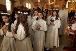 Rückblick Erstkommunion 2018 - Pfarrei St.Sebastian 29