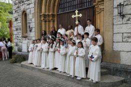 Rückblick Erstkommunion 2018 - Pfarrei St.Sebastian 31