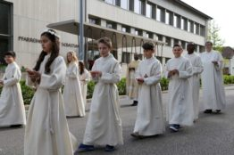 Rückblick Erstkommunion 2018 - Pfarrei St.Sebastian 7