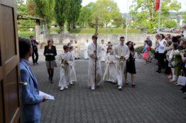 Rückblick Erstkommunion 2018 - Pfarrei St.Sebastian 8