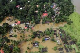 Nothilfe für Kerala 1
