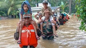 Nothilfe für Kerala