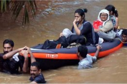 Nothilfe für Kerala 4