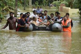 Nothilfe für Kerala 7