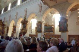 Ökumenischer Gottesdienst - 16. September 2018 in der Klosterkirche Wettingen 1
