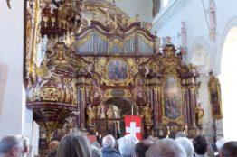 Ökumenischer Gottesdienst - 16. September 2018 in der Klosterkirche Wettingen