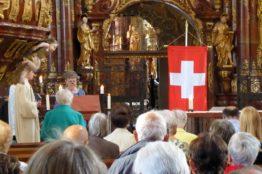 Ökumenischer Gottesdienst - 16. September 2018 in der Klosterkirche Wettingen 2