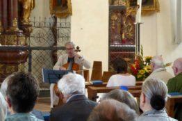 Ökumenischer Gottesdienst - 16. September 2018 in der Klosterkirche Wettingen 3