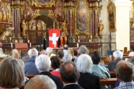 Ökumenischer Gottesdienst - 16. September 2018 in der Klosterkirche Wettingen 4