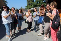 Vereinsausflug der Frauengemeinschaft St. Sebastian zum Rheinfall und zur Insel Mainau 4