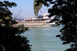 Vereinsausflug der Frauengemeinschaft St. Sebastian zum Rheinfall und zur Insel Mainau 5