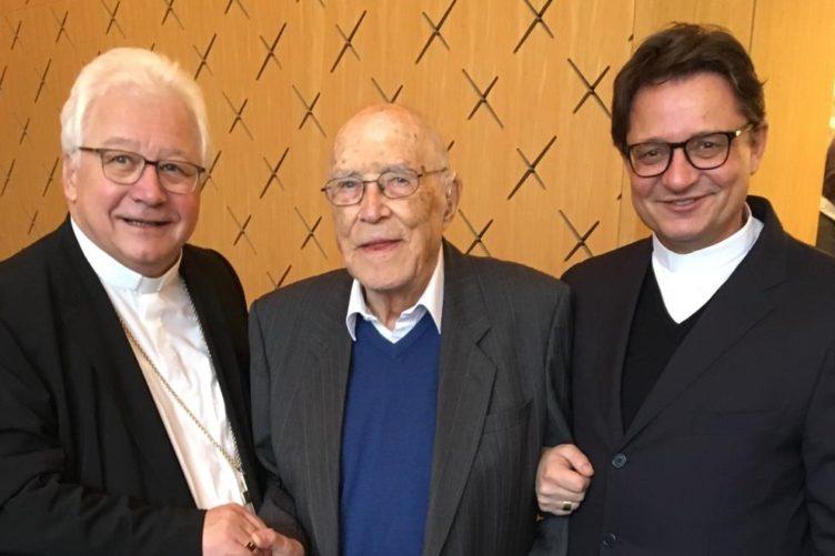 100. Geburtstag von Dr. August Berz