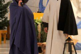 Krippenspiel an Heiligabend in St. Anton 11
