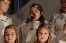 Krippenspiel an Heiligabend in St. Anton 3