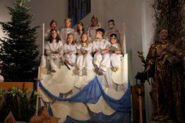Krippenspiel an Heiligabend in St. Anton 4