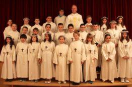 Dankgottesdienst zur Erstkommunion
