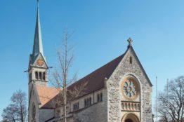 Ostern in der Kirche St. SebastianMissa in C von Johann Joseph Fux
