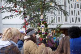Palmsonntag in der Pfarrei St. Anton 1