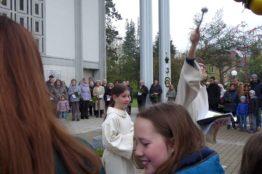Palmsonntag in der Pfarrei St. Anton 5
