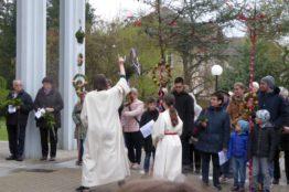 Palmsonntag in der Pfarrei St. Anton 7