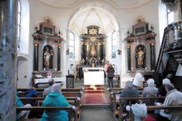 Seniorenreise der Frauengemeinschaft St. Sebastian vom 6. Juni 2019 nach Kehrsiten 13