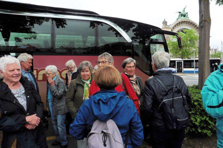 Seniorenreise der Frauengemeinschaft St.Sebastian nach Kehrsiten
