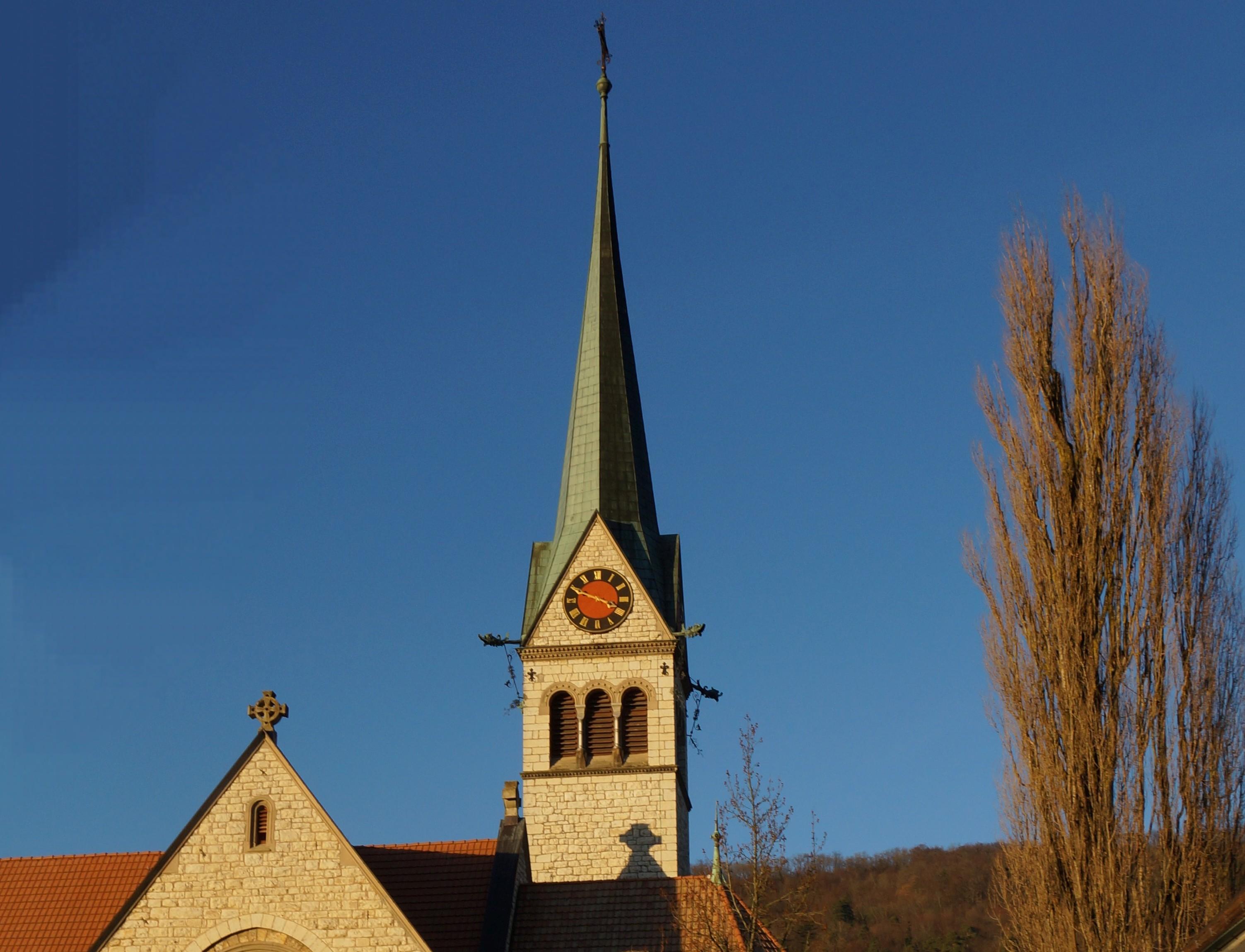 Läuten Kirchenglocken