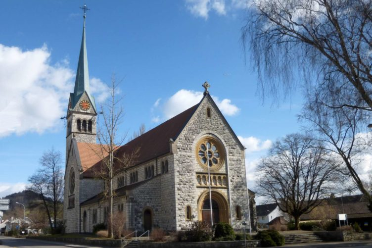 125 Jahre Kirche St. Sebastian