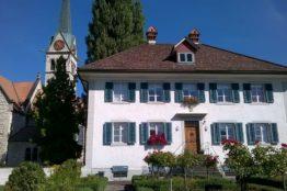 """Ein """"Haus der Stille""""im Pfarrhaus St. Sebastian"""